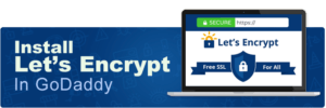 Free GoDaddy SSL Certificate: Install Let's Encrypt (in 15mins)