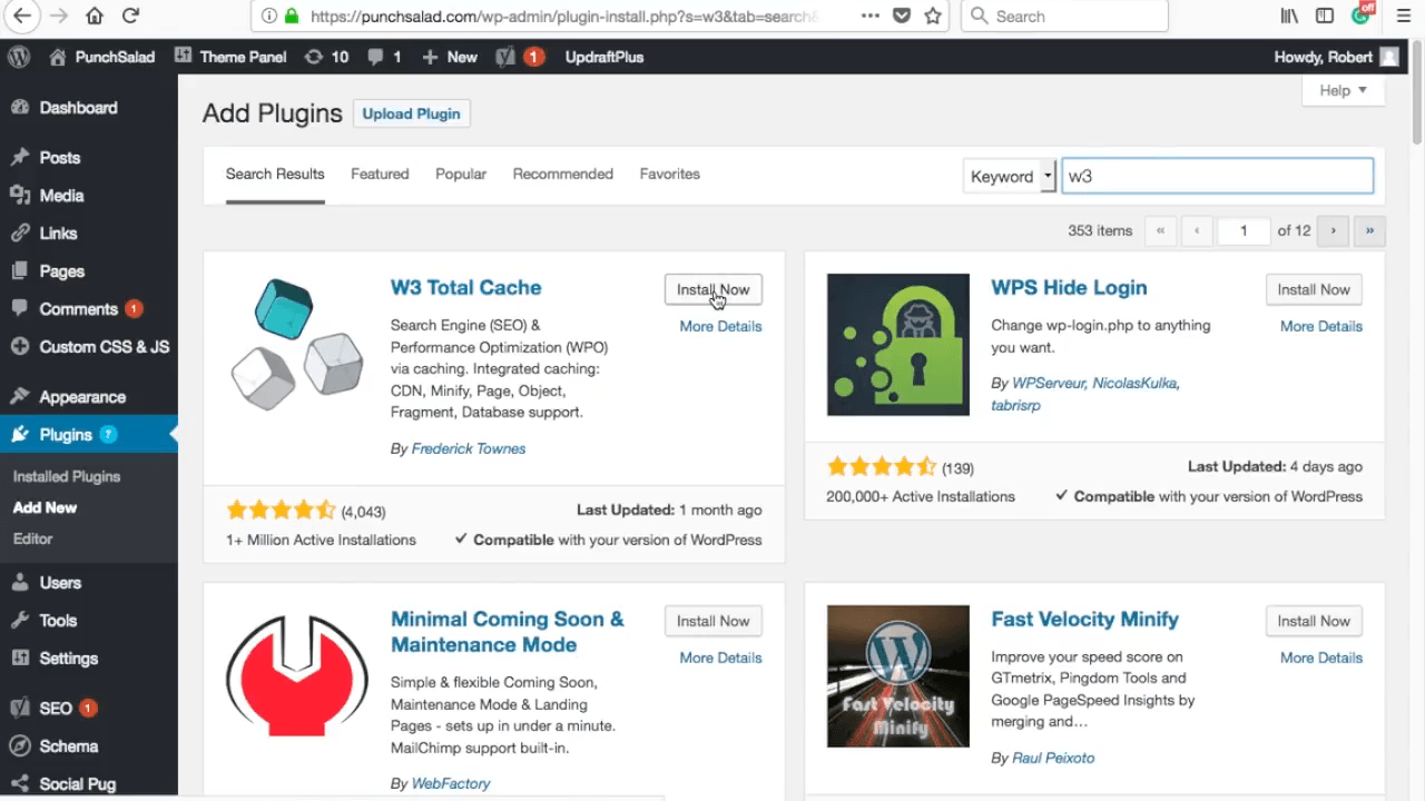 How To Speed Up WordPress with Plugins (in 2018)