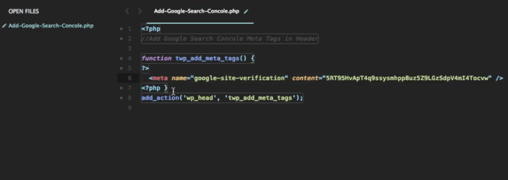 replace-with-google-search-console-copy-code