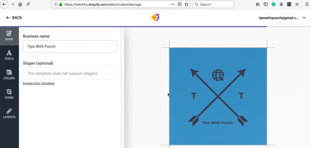 Shopify Logo Maker tools