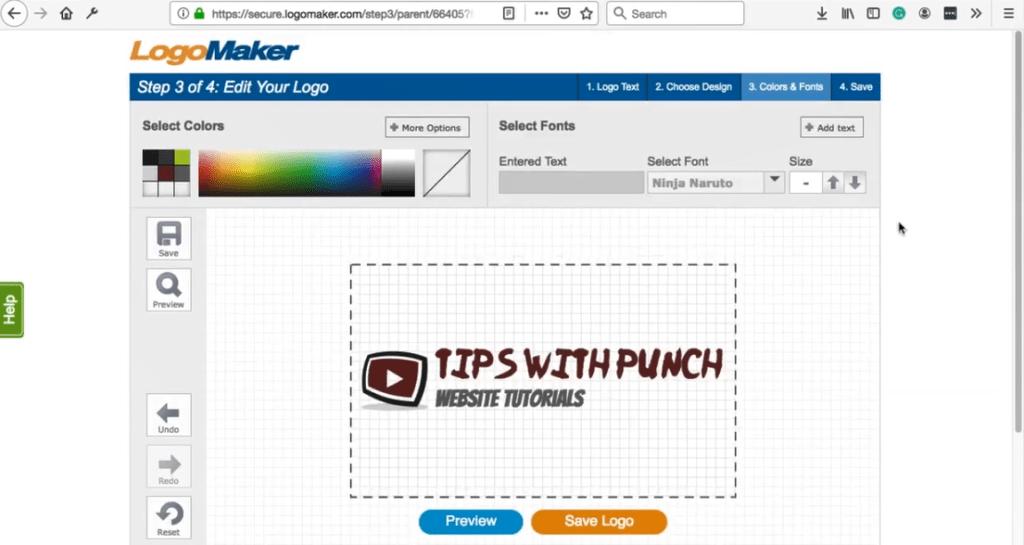 logo maker tools