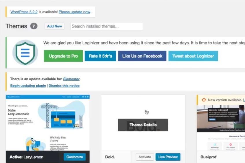 Install ThemeForest theme on WordPress - step 7