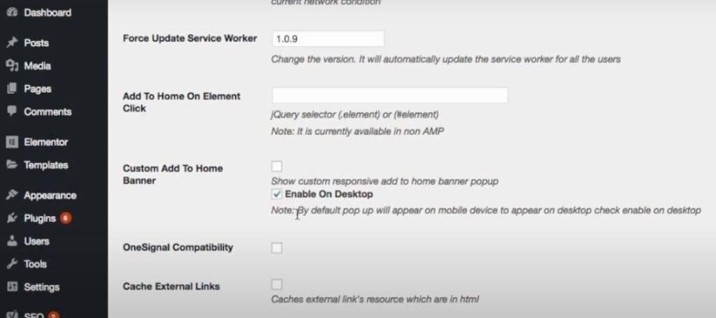 Setting Up the PWA WordPress App - Image 4