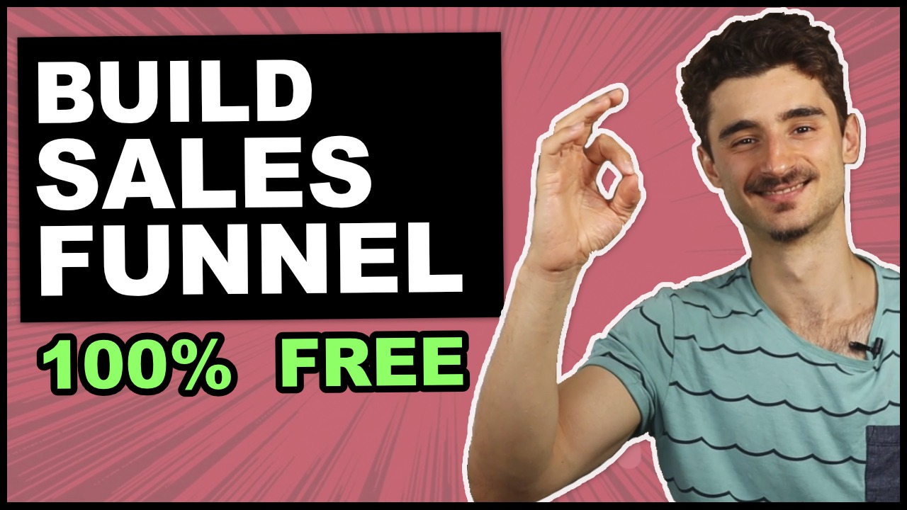 Clickfunnels Alternative: Save $1164 & Create a Sales Funnel for Free