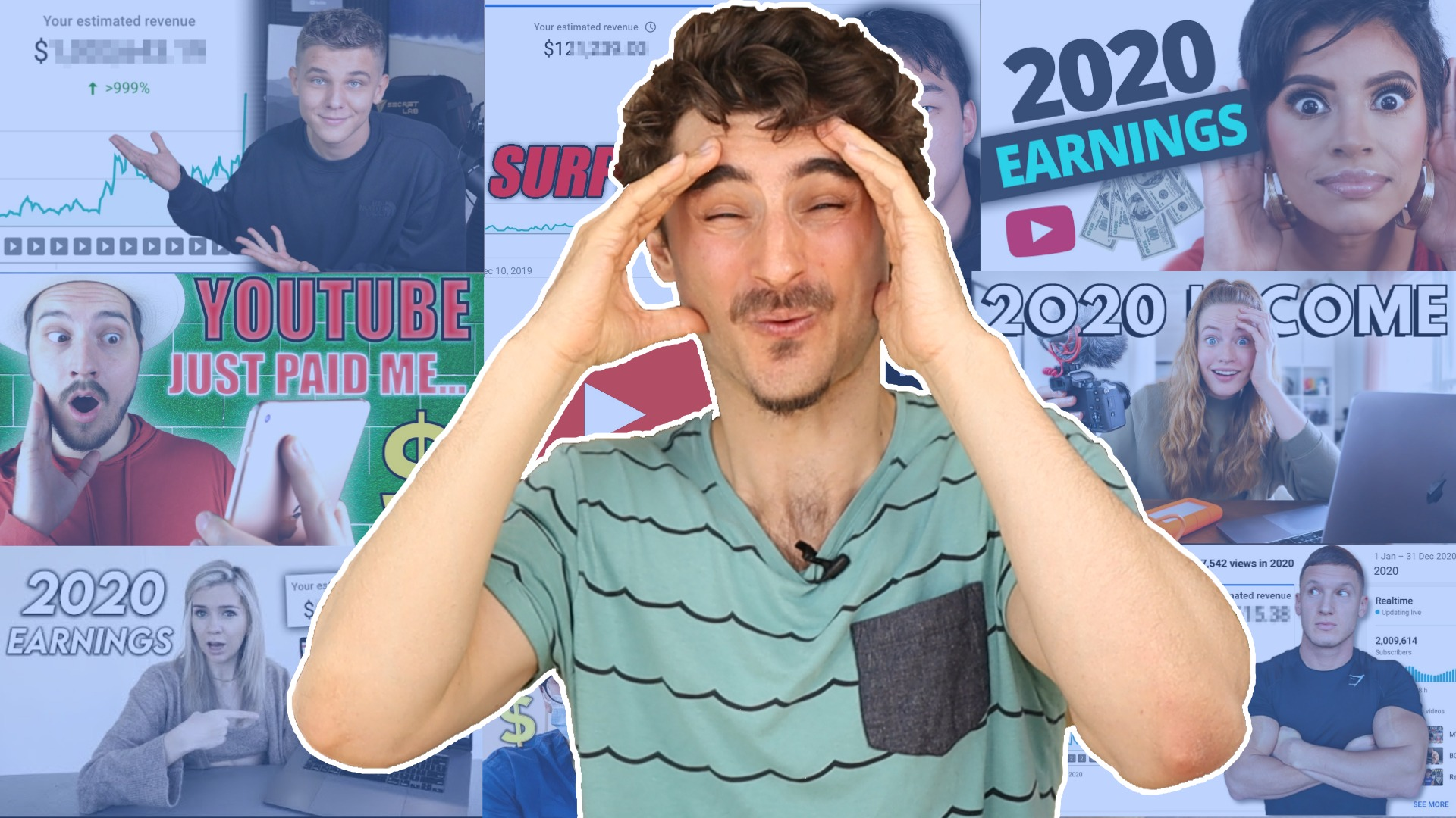 How much do YouTubers make? I Reviewed 100 YOUTUBER INCOME Videos, Here's What I Learned